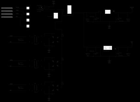 总线式创剩余电流互感器