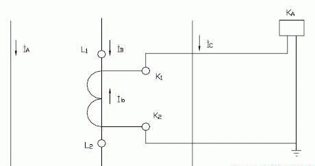 电流<a href='http://www.elec-up.com/Product/' target='_blank'>互感器</a>接线图2