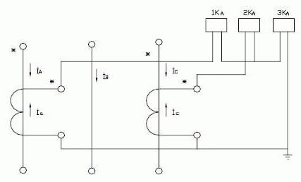 电流<a href='http://www.elec-up.com/Product/' target='_blank'>互感器</a>接线图3
