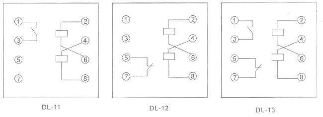 6组线圈的发电机星型接线图